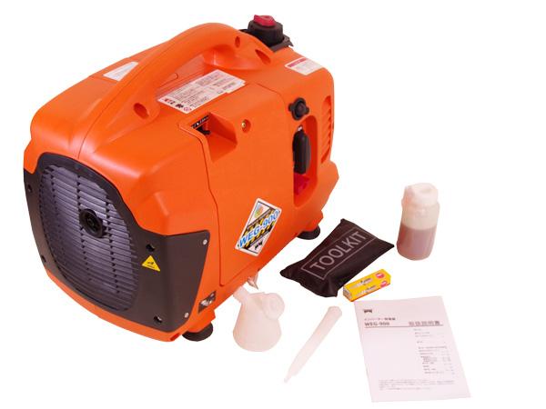インバーター発電機 WEG-900 キャンペーン値引き版