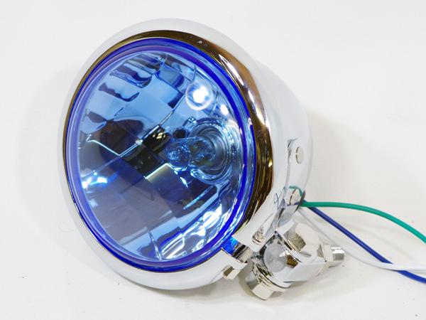 ベーツタイプ 4.5インチ マルチリフレクターヘッドライト PH7 18/18W