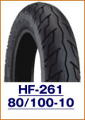 DURO HF-261 80/100-10