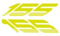 マジェスティSアンダーカウル用リフレクトステッカー(蛍光黄緑)