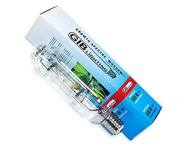 GIBライティング グロウ・スペクトル MHランプ