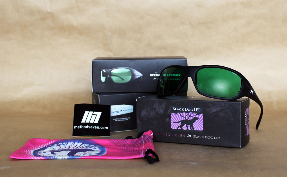 Black Dog LED Grow Glasses(グロウ グラス)