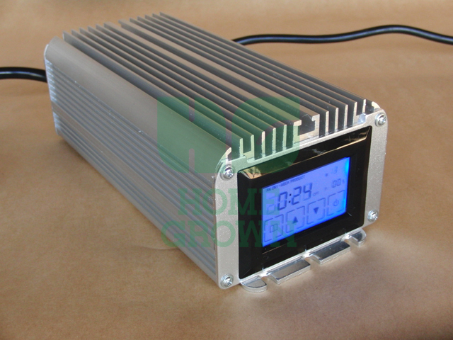 HG-ballast MH/HPS250W【高性能プログラム電子調光式安定器】