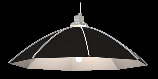 HG-Balllast with Daisy reflectorφ100cm(デイジーリフレクターφ100cm) 600Wセット