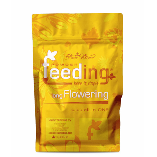 long Flowering (ロングフラワリング)