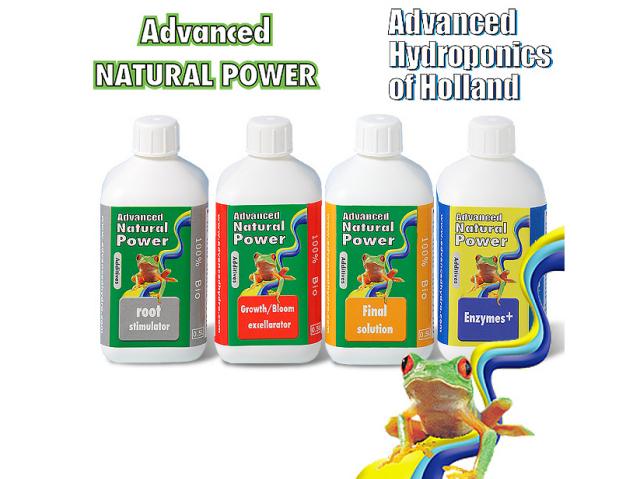 Advanced Natulal Power(アドバンス ナチュラルパワー)1L SET