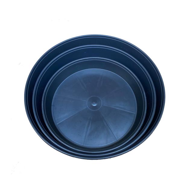 Plastic Saucer Deep(プラスチックソーサー深め)