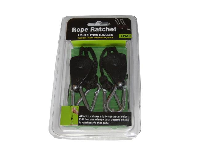 Rope Rachet hanger(ロープラチェットハンガー) 2個セット