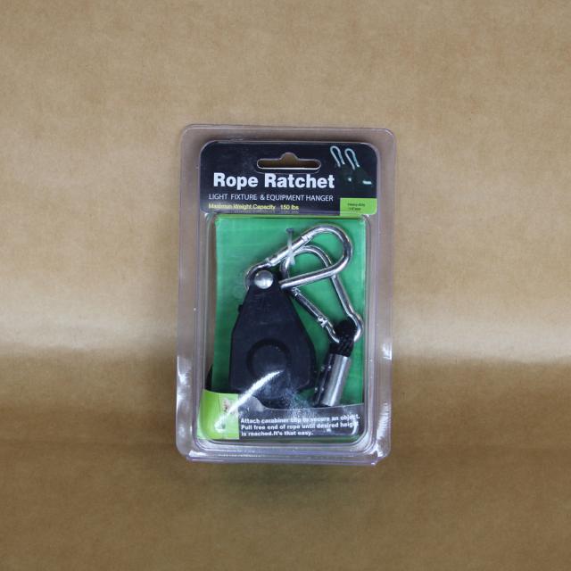 Rope Rachet hanger (ロープラチェットハンガー)68kg 1個