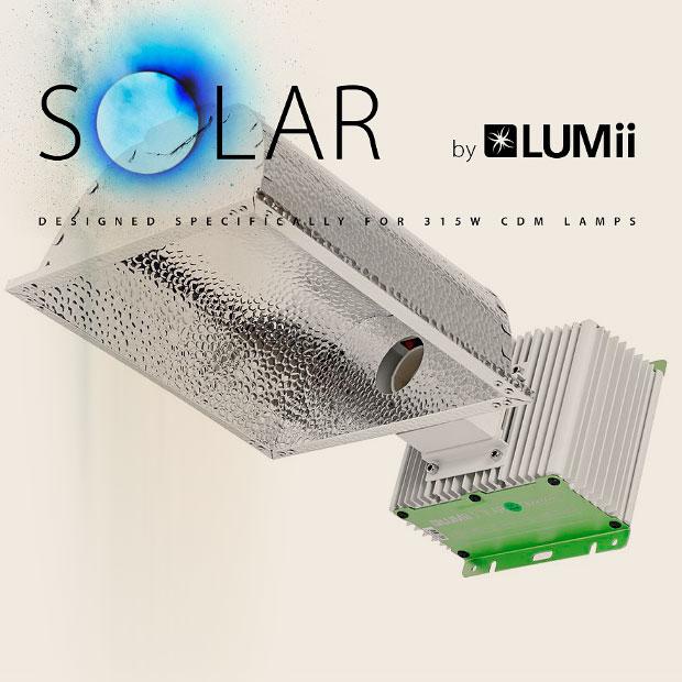 LUMii SOLAR Fixture(ルミソーラフィクスチャー) 315W