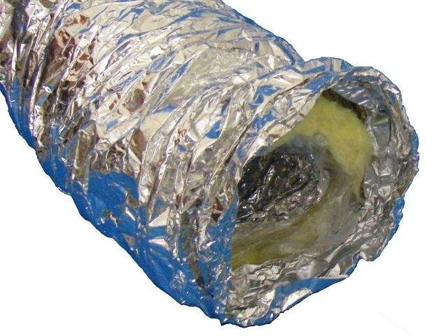 Silent Aluminium Duct(サイレントアルミニウムダクト)