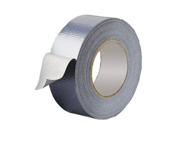 Silver Cloth Tape (50mm×50M)