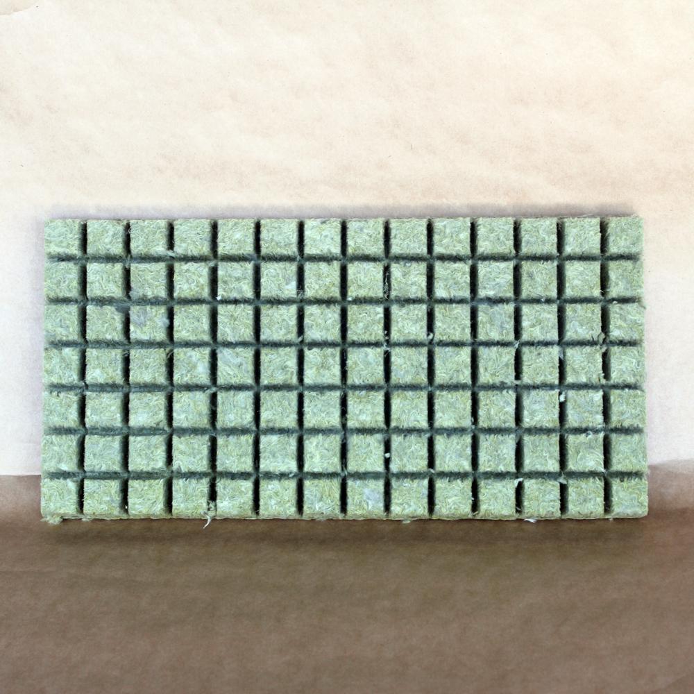 RockWoolMulti block(ロックウールマルチブロック)98ヶ入り【トレイ無し】