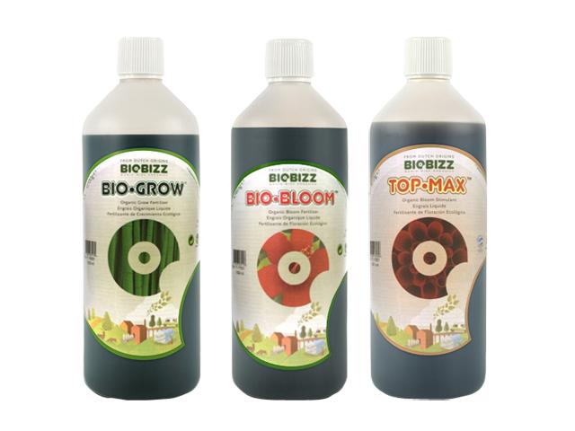 Bio bizz 開花を促進 花咲くセット
