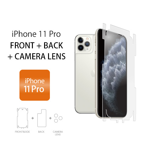 iPhone 11 Pro FRONT+BACK+CAMERA LENS iphone11 Pro