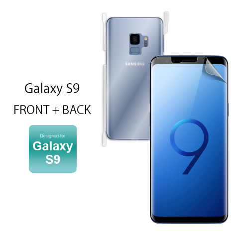Galaxy S9 FRONT+ BACK