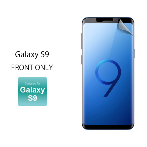 Galaxy S9 FRONT ONLY