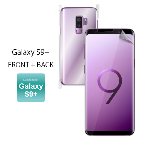 Galaxy S9+ FRONT+ BACK