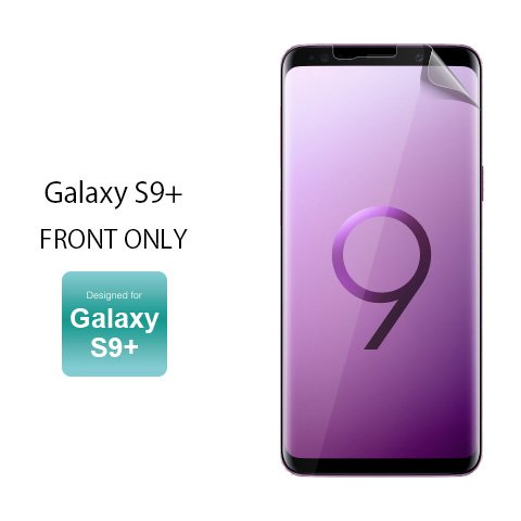 Galaxy S9+ FRONT ONLY