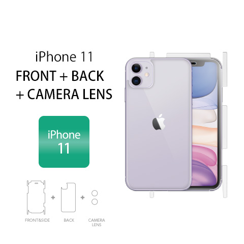 iPhone 11 FRONT+BACK+CAMERA LENS Iphone11