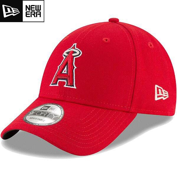 MLB エンゼルス レプリカキャップ(ゲーム) New Era Los Angeles Angels of Anaheim Replica Adjustable Game Cap