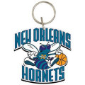 NBA チームロゴ アクリル キーチェーン ホーネッツ 2 New Orleans Hornets Team Logo High Definition Keychain 2