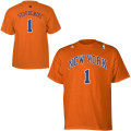 NBA アマレ・スタッダマイアー Tシャツ (オレンジ) ニックス adidas New York Knicks Amar'e Stoudemire Orange Game Time T-Shirt