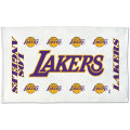 NBAプレイオフ オフィシャル ベンチタオル レイカーズ McArthur Sports Los Angeles Lakers Official NBA Playoffs Bench Towel