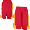 NBA NEWスウィングマンショーツ ロケッツ(オルタネイト) adidas Houston Rockets Revolution 30 Alternate Swingman Shorts