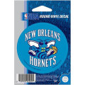 NBAチームロゴステッカー ホーネッツ(A) New Orleans Hornets Vinyl decal (A)