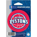 NBAチームロゴステッカー ピストンズ(A) Detroit Pistons Vinyl decal (A)