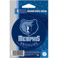 NBAチームロゴステッカー グリズリーズ(A) Memphis Grizzlies Vinyl decal (A)