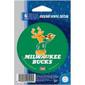 NBAチームロゴステッカー バックス(B) Milwaukee Bucks Vinyl decal (B)