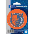 NBAチームロゴステッカー ボブキャッツ(A) Charlotte Bobcats Vinyl decal (A)