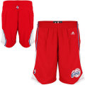 NBA NEWスウィングマンショーツ クリッパーズ(ロード) adidas Los Angeles Clippers Revolution 30 Road Swingman Shorts