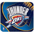 NBAチームロゴ マウスパッド サンダー Oklahoma City Thunder Team Logo Neoprene Mouse Pad