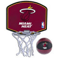 NBA ミニフープセット ヒート Spalding Miami Heat Mini Hoop Set