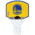 NBA ミニフープセット ウォリアーズ Spalding Golden State Warriors Mini Hoop Set