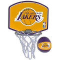 NBA ミニフープセット レイカーズ Spalding Los Angeles Lakers Mini Hoop Set