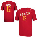 NBA ドワイト・ハワード Tシャツ(オルタネイトレッド)ロケッツ adidas Rockets Dwight Howard Alternate Red Game Time T-Shirt