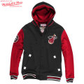 NBA M&N Second Quarterフリースジャケット ヒート Mitchell & Ness Miami Heat Second Quarter Fleece Jacket