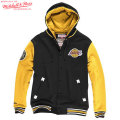 NBA M&N Second Quarterフリースジャケット レイカーズ Mitchell & Ness Los Angeles Lakers Second Quarter Fleece Jacket