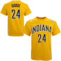 NBA ポール・ジョージ Tシャツ(ゴールド)ペイサーズ adidas Indiana Pacers Paul George Gold Game Time T-Shirt