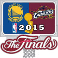 2015 NBAファイナル ウォリアーズ キャバリアーズ デュエリングピンバッジ Cleveland Cavaliers Golden State Warriors 2015 NBA Finals