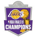 2020 NBAファイナル チャンピオン レイカーズ Collector ピンバッジ WinCraft Los Angeles Lakers 2020 NBA Finals Champions