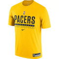 NBA プラクティスTシャツ ペイサーズ(ゴールド) Nike Indiana Pacers Gold Legend Practice Performance T-Shirt