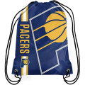NBA チームロゴ ドローストリング バックパック ペイサーズ FOCO Indiana Pacers Team Logo Drawstring Backpack