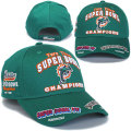 NFL スーパーボウル チャンピオンズ キャップ ドルフィンズ Reebok Miami Dolphins 2-Time Super Bowl Champions Commemorative Cap