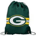 NFL チームロゴ バックパック パッカーズ Green Bay Packers Green Team Logo Drawstring Backpack