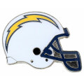 NFL ヘルメット ピンバッジ チャージャース(B) San Diego Chargers Helmet Pin (B)